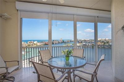Naples Condo/Townhouse Sold: 400 Flagship Dr #1206