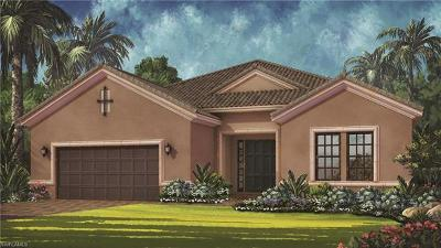 Naples Single Family Home For Sale: 8374 Viale Way