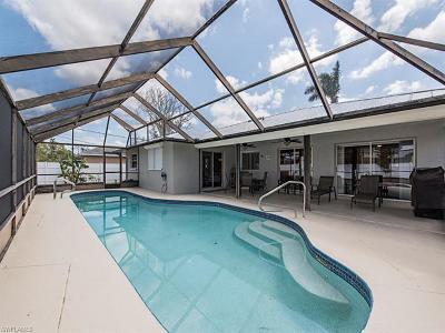 Naples  Single Family Home For Sale: 4459 31st Pl SW