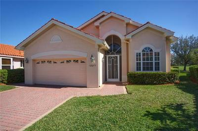 Fort Myers Single Family Home For Sale: 12071 Sabal Lakes Ln