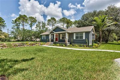 Bonita Springs Single Family Home For Sale: 24165 Whip O Will Ln