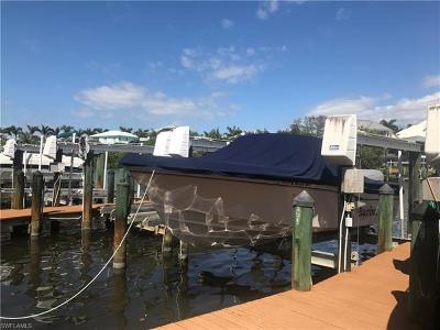 Bonita Springs Boat Slip For Sale: Barefoot Beach Blvd