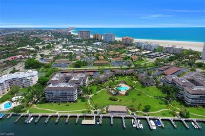Marco Island Condo/Townhouse For Sale: 693 Seaview Ct #A-310