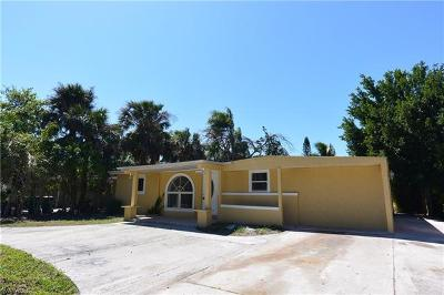 Naples Single Family Home Pending With Contingencies: 1172 Parkway Dr
