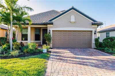 Estero Single Family Home For Sale: 20336 Cypress Shadows Blvd