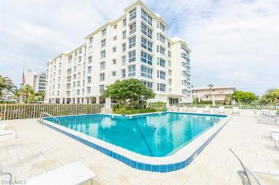 Naples Condo/Townhouse For Sale: 1900 Gulf Shore Blvd N #403