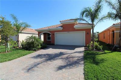 Fort Myers Single Family Home For Sale: 10394 Prato Dr