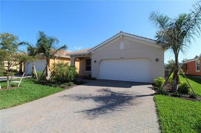 Fort Myers Single Family Home For Sale: 10398 Prato Dr