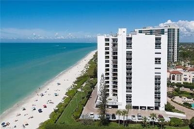 Condo/Townhouse Sold: 3951 Gulf Shore Blvd N #401
