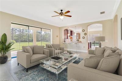 Naples Single Family Home For Sale: 1588 Mockingbird Dr