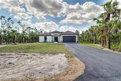 Naples FL Single Family Home For Sale: $299,999
