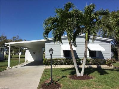 Goodland, Marco Island, Naples, Fort Myers, Lee Mobile/Manufactured For Sale: 555 Charlemagne Blvd