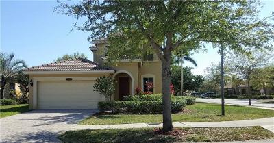 Estero Single Family Home For Sale: 10101 Golden Elm Dr