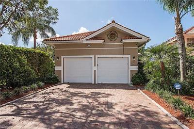 Naples Single Family Home For Sale: 152 Napa Ridge Way