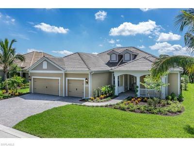 Estero Single Family Home For Sale: 21514 Oaks Of Estero Cir