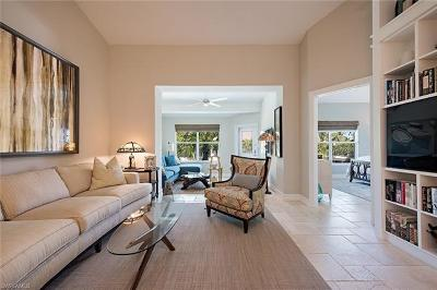 Naples FL Condo/Townhouse Pending With Contingencies: $1,154,900