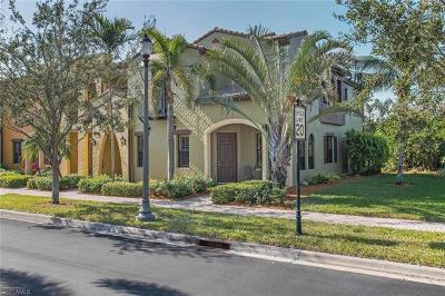Naples Condo/Townhouse For Sale: 9076 Rialto St #62-5