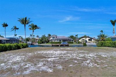Marco Island Residential Lots & Land For Sale: 259 Marquesas Ct