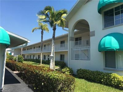 Naples Condo/Townhouse For Sale: 452 Belina Dr #3