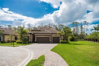 Single Family Home For Sale: 9394 Napoli Ln