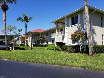 Naples Condo/Townhouse For Sale: 4516 Andover Way #202J