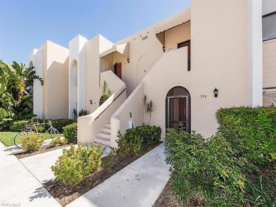 Naples Condo/Townhouse For Sale: 3327 Olympic Dr #514