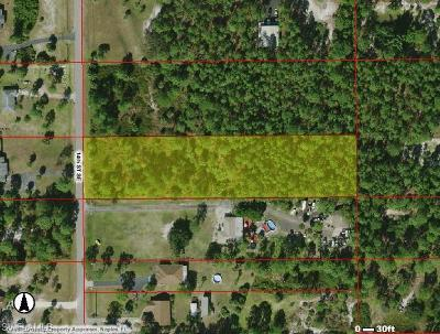Naples Residential Lots & Land For Sale: 630 14th St SE