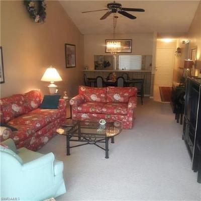 Naples Condo/Townhouse For Sale: 5652 Woodmere Lake Cir #C-202