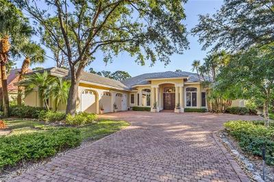 Naples FL Single Family Home For Sale: $950,000
