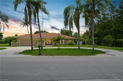Naples Single Family Home For Sale: 9349 Winterview Dr