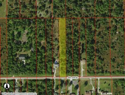 Naples Residential Lots & Land For Sale: 60th Ave NE