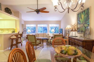 Fort Myers Condo/Townhouse For Sale: 13191 Oakmont Dr #3
