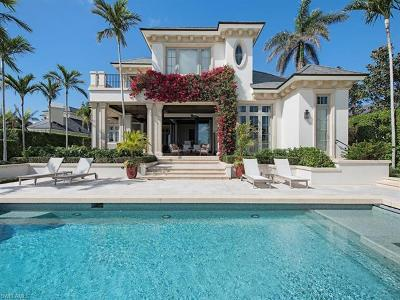 Naples FL Single Family Home Pending With Contingencies: $14,900,000