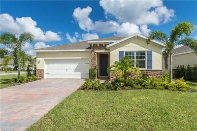 Cape Coral Single Family Home For Sale: 3136 Amadora Cir