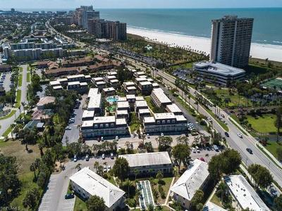 Marco Island Condo/Townhouse For Sale: 167 N Collier Blvd #S10