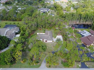 Naples Single Family Home Pending With Contingencies: 85 Ridge Dr