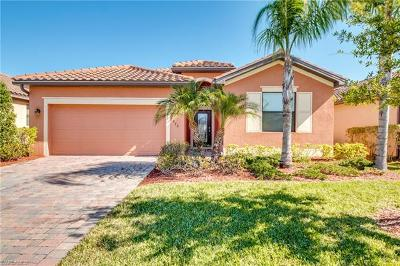 Fort Myers Single Family Home For Sale: 2872 Via Piazza Loop