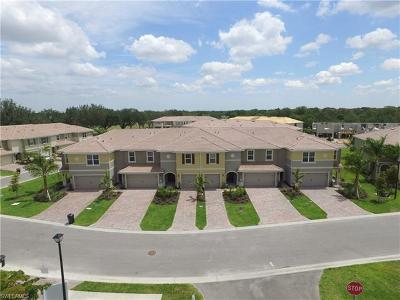 Fort Myers Condo/Townhouse For Sale: 12584 Laurel Cove Dr