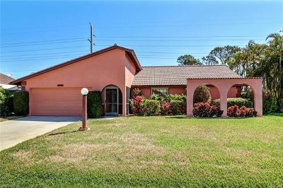 Bonita Springs Single Family Home For Sale: 27439 Pollard Dr