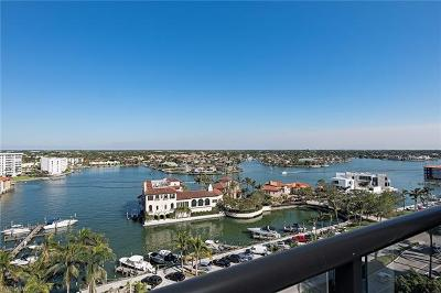 Allegro Condo/Townhouse Pending With Contingencies: 4031 Gulf Shore Blvd N #11E
