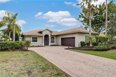 Naples FL Single Family Home For Sale: $379,999