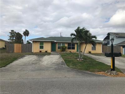Naples Multi Family Home Pending With Contingencies: 4917 24th Ave SW