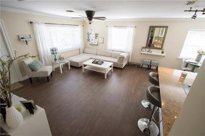 Naples Single Family Home For Sale: 674 Pine Vale Dr