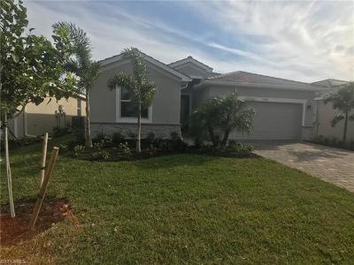 Fort Myers Single Family Home For Sale: 9587 Albero Blvd