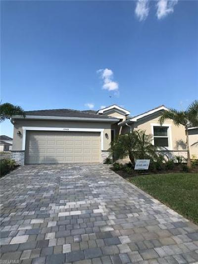 Fort Myers Single Family Home For Sale: 15568 Pascolo Ln