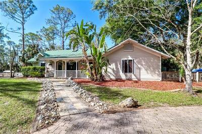 Naples, Bonita Springs Single Family Home For Sale: 561 20th Ave NW