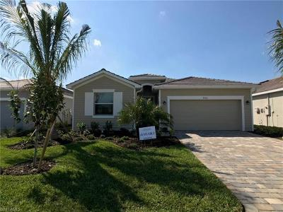 Fort Myers Single Family Home For Sale: 9583 Albero Blvd