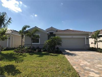 Fort Myers Single Family Home For Sale: 9593 Albero Blvd