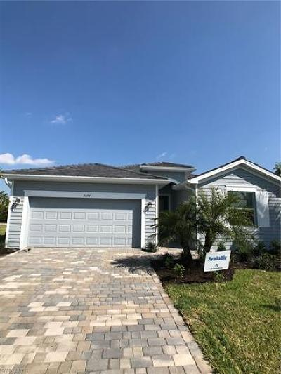 Fort Myers Single Family Home For Sale: 9594 Albero Blvd