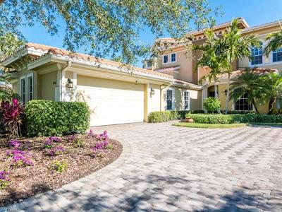 Naples Condo/Townhouse Pending With Contingencies: 28561 Calabria Ct #101